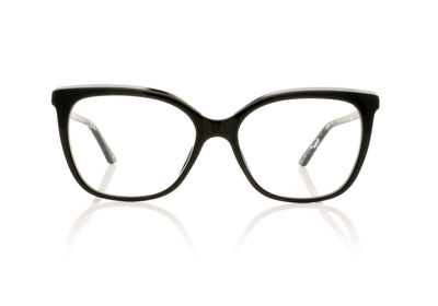 Dior Montaigne 50 WR7 Black havana Glasses at OCO