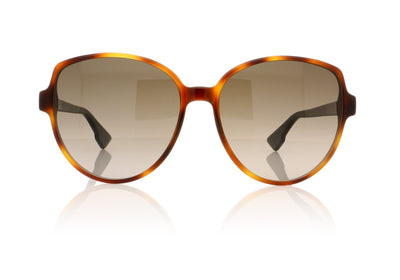 Dior Onde2 5FC Dark Havana Sunglasses at OCO