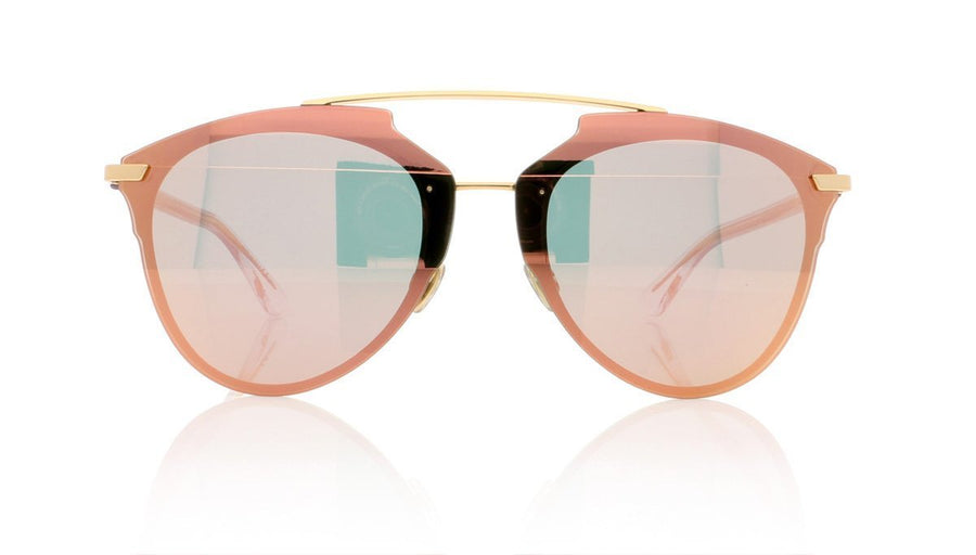 b74b0c4e9f Dior Reflected P Pixel S5Z Gold Sunglasses at OCO