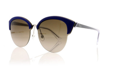 Dior Run BMG Blu Sunglasses at OCO