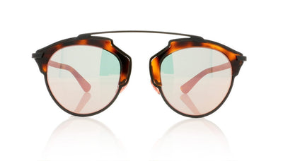 Dior SoReal X02 Black Sunglasses at OCO