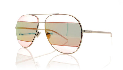 Dior Split2 10 Palladium Sunglasses at OCO
