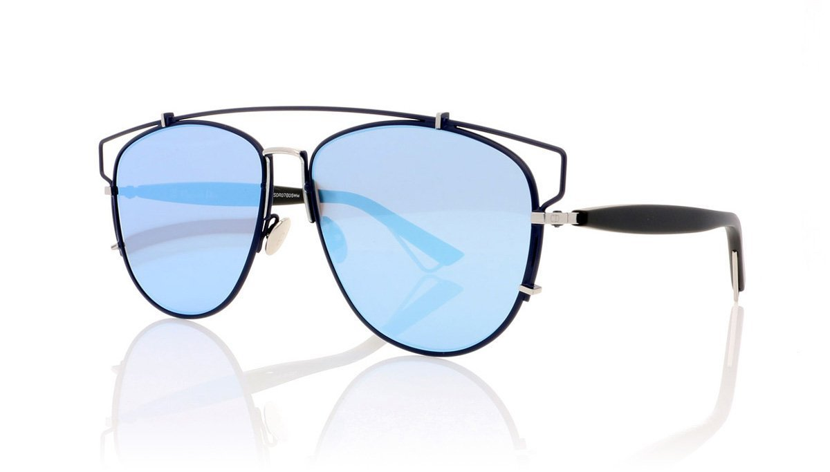 4b57cbbc1f Dior Technologic PQU Blue Sunglasses at OCO