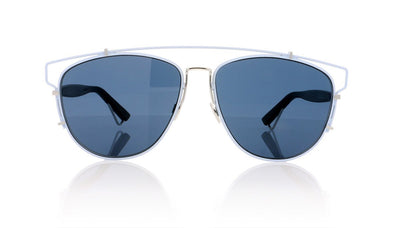 Dior Technologic PQX Light Blue Sunglasses at OCO