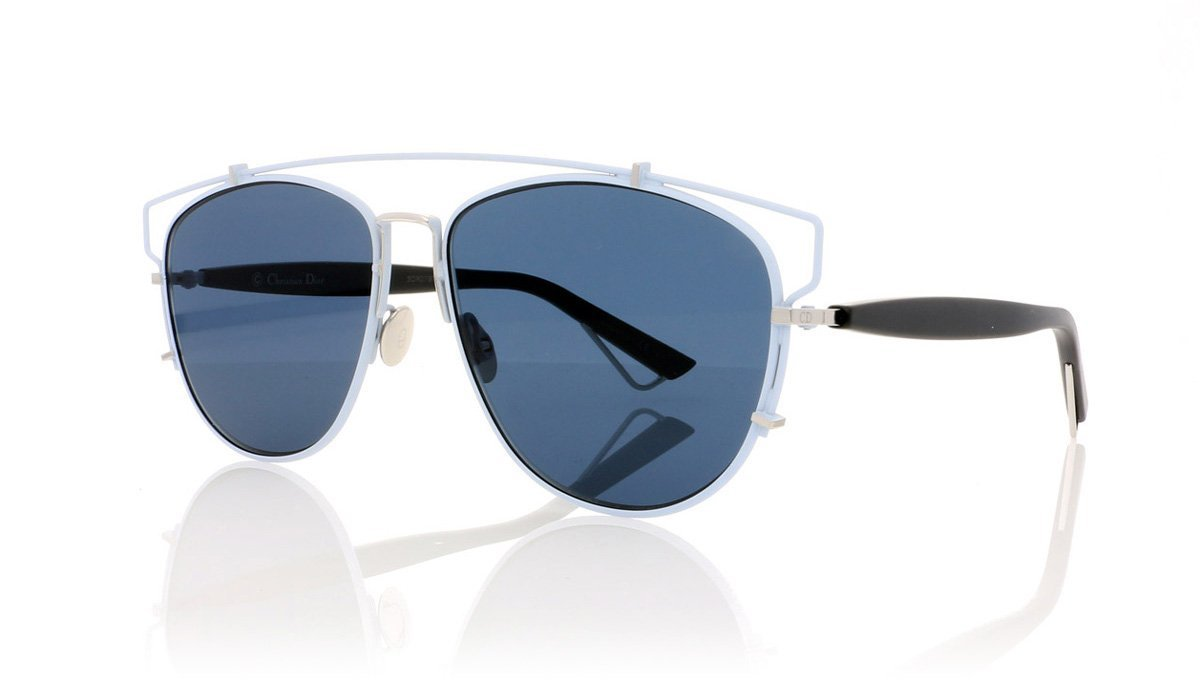 36ef087d71 Dior Technologic PQX Light Blue Sunglasses at OCO