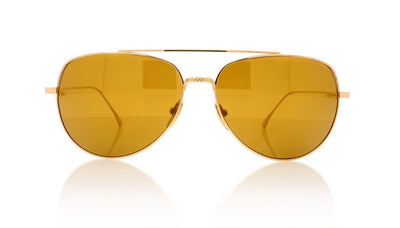 DITA Flight 004 7804 B 12K Gold Sunglasses