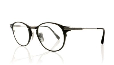DITA United DRX-2078 B Matte Black Glasses at OCO