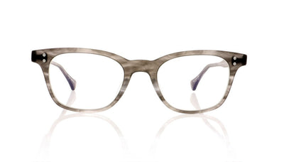 DITA Stranger DRX-2079 D Matte Light Grey Glasses
