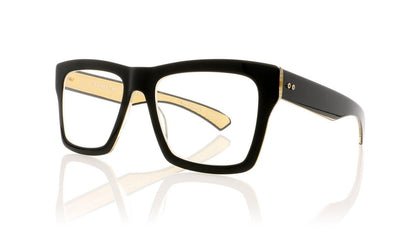DITA Insider Two DRX-2090 A-BLK Black Glasses at OCO