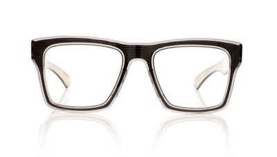 DITA Insider Two DRX-2090 C-GRY Grey Crystal Glasses at OCO