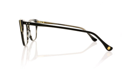 DITA Rebella DRX-3031 A Black Gold Glasses at OCO