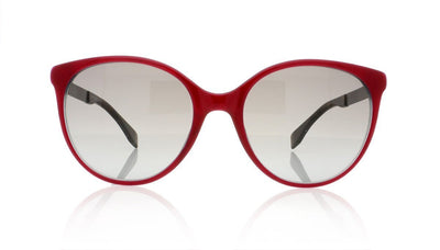 Fendi FF 0078/S EOC Red Turquoise Sunglasses
