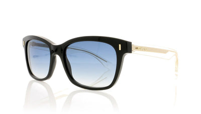 Fendi FF 0086/S YPP Black Sunglasses