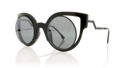 Fendi FF 0137/S NT2 Matte Sunglasses at OCO