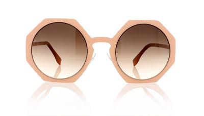 Fendi FF 0152/S TTM Pink Sunglasses at OCO