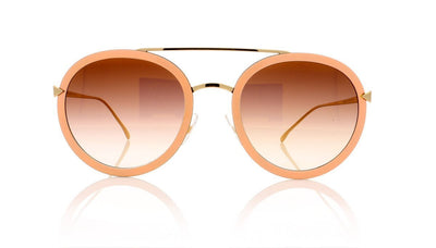 Fendi FF0156/S V54 Pink Sunglasses at OCO