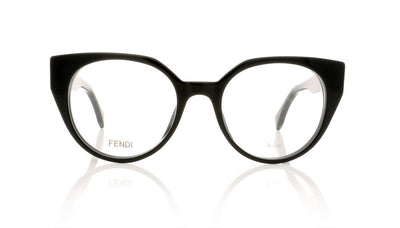 Fendi FF0160 807 Black Glasses at OCO
