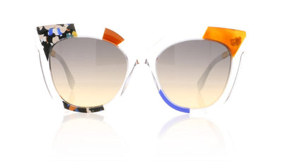 Fendi FF0179/S TKT Crystal Sunglasses at OCO