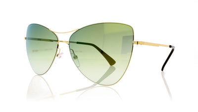 Finest Seven Zero 12 YGGM Yellow gold Sunglasses at OCO