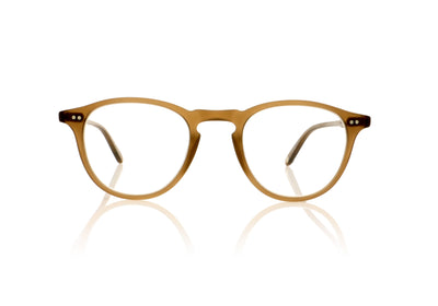 Garrett Leight Hampton 1001 MESP Matte Espresso Glasses at OCO