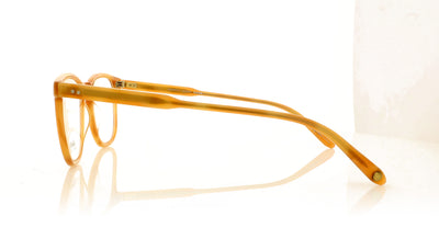 Garrett Leight Brooks 1002 HT Honey Tortoise Glasses