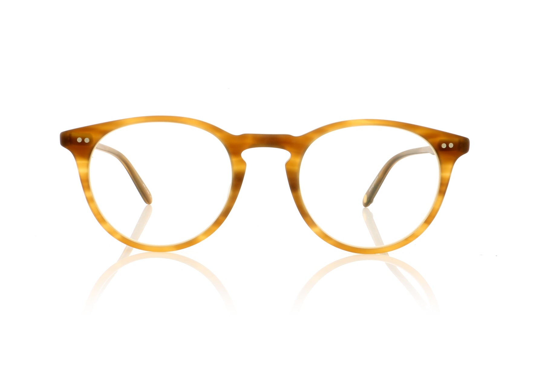ccd1556da35 Garrett Leight Winward 1050 MDB Matte Demi Blonde Glasses at OCO