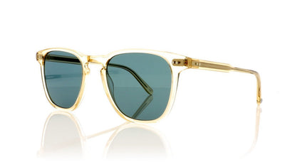 Garrett Leight Brooks 2002 CH/SFBS Champagne Sunglasses at OCO
