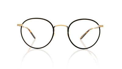 Garrett Leight Wilson 3003 MBK-MST Matte Black Glasses at OCO