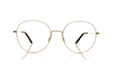 Garrett Leight Valencia 3012 BS/BA Brushed Silver Glasses