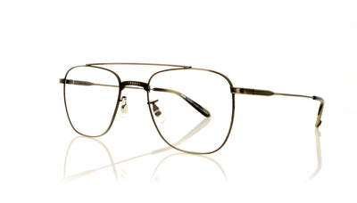 Garrett Leight Riviera PW-BA Pewter-Basalt Glasses