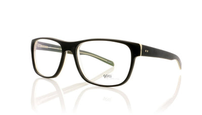 Götti MUSE BLKY-M Black Glasses at OCO