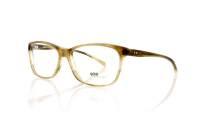 Götti WIGGY HBH Havanna Brown Transparent Glasses at OCO