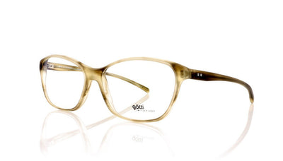 Götti Woopy HBH Havana Brown Transparent Glasses at OCO