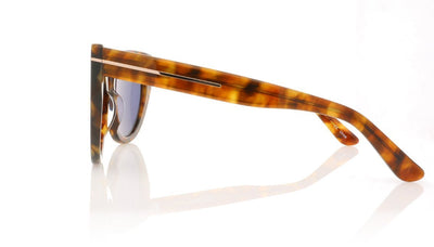 Hadid Eyewear Runway HAD04 C3 Yellow Tortoise Sunglasses at OCO