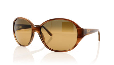 Maui Jim MJ221 01B Mj Chocolate Sunglasses at OCO