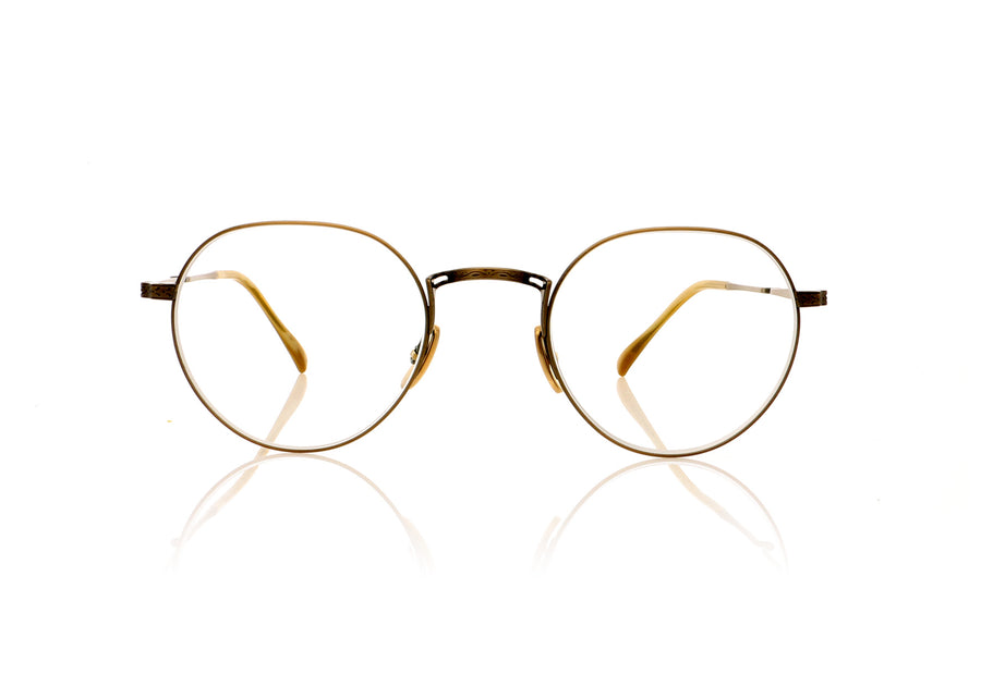 d221398a945 Mr. Leight Hachi C ATG-MNSTN Antique Gold-Moonstone Glasses