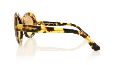 Oliver Goldsmith Audrey 15 Leopard Sunglasses at OCO