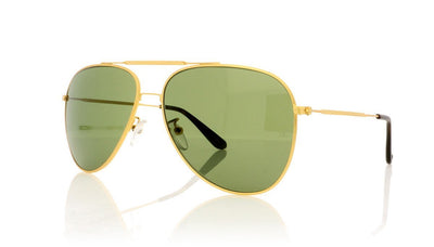 Oliver Goldsmith Colt 4 Brushed Gold Sunglasses at OCO
