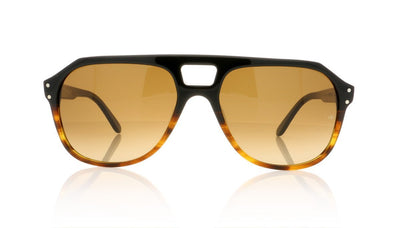Oliver Goldsmith Glyn 3 Caramel Split Sunglasses at OCO