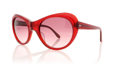 Oliver Goldsmith Majesty 5 Raspberry Coulis Sunglasses at OCO