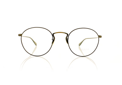 Oliver Peoples Coleridge 0OV1186 5296 New Antique Gold Glasses