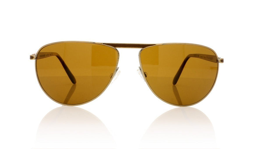 35cde114811 Oliver Peoples Conduit Street OV1213SQ 5039N6 Antique Gold Sunglasses at OCO