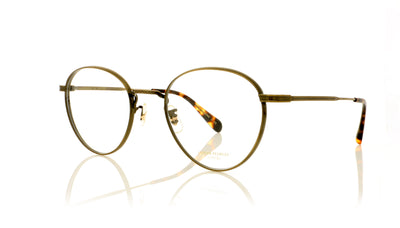 Oliver Peoples Watts OV1224T 5124 Anique Gold Glasses