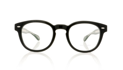 Oliver Peoples Sheldrake OV5036 4270 Black Glasses at OCO