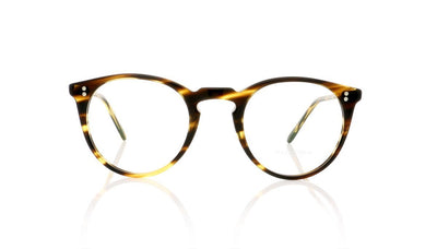 Oliver Peoples O'Malley 0OV5183 1003 Cocobolo Glasses at OCO