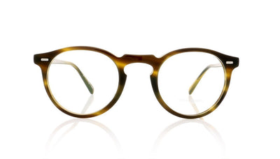 Oliver Peoples Gregory Peck OV5186 1211 Moss Tortoise Glasses at OCO