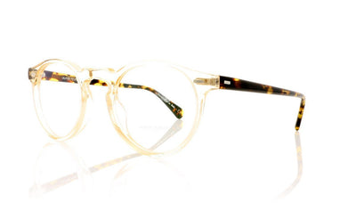 Oliver Peoples Gregory Peck 0OV5186 1485 Buff Glasses at OCO