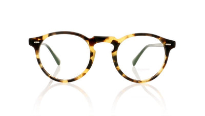 Oliver Peoples Gregory Peck 0OV5186 1610 Hickory Tortoise Glasses at OCO