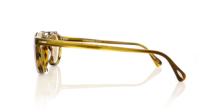 Oliver Peoples Gregory Peck OV5186C 5039 Gold Clip at OCO