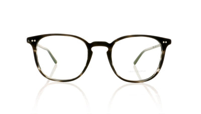 Oliver Peoples Ebsen 0OV5345U 1586 Semi Matte Ebonywood Glasses at OCO